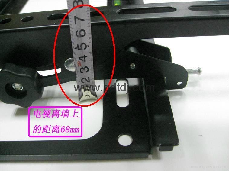 可調式電視壁挂架 傾斜調節電視架 LED電視支架LP6911 3