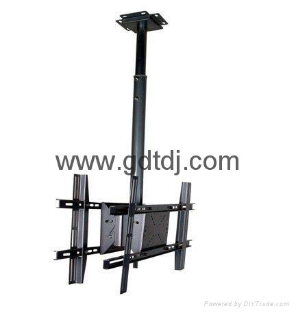 雙屏電視懸挂架 LED電視弔架 天花板電視挂架LP6804 2