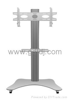 移動電視架 LED電視移動架 落地式電視挂架ZMS-181 4