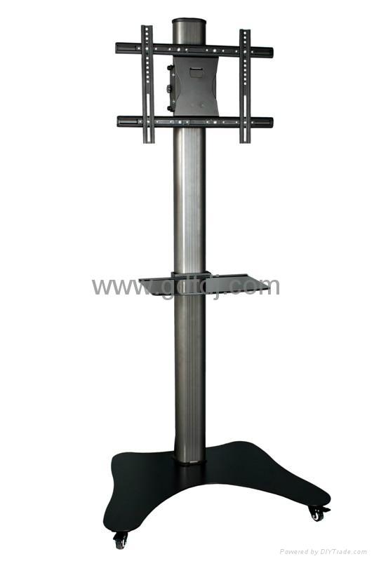 移動電視架 LED電視移動架 落地式電視挂架ZMS-181 1