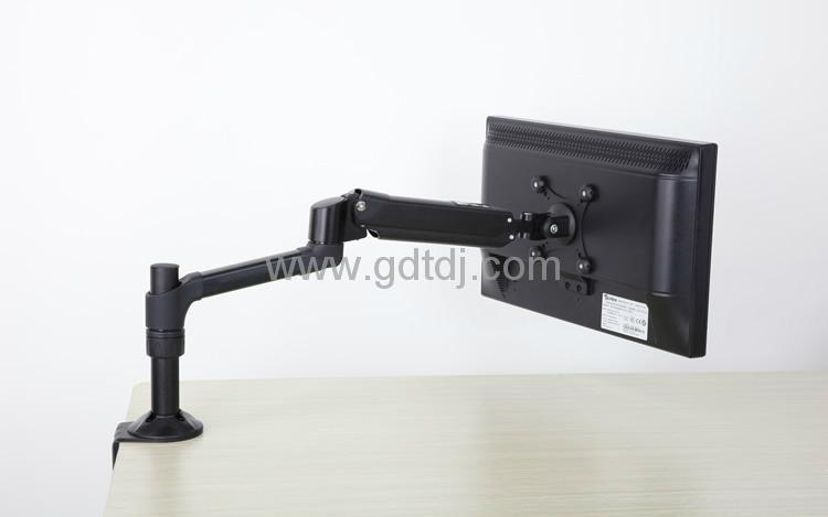 气压升降显示器支架 万向旋转电脑支架EA2-5522G 4