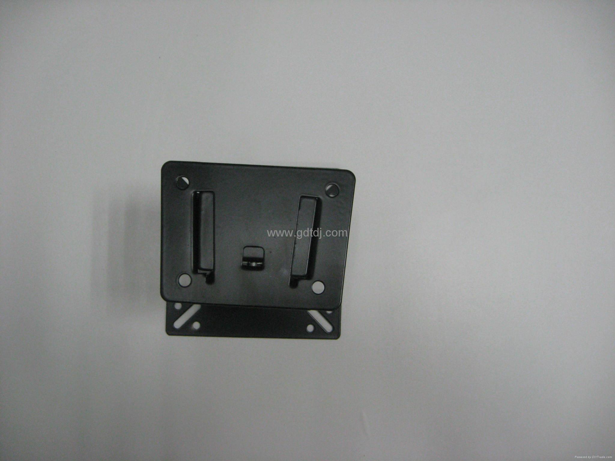 旋轉電腦壁挂架 顯示器支架 萬向調節電腦支架F-03 4