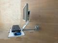 键盘显示器壁挂架 鼠标键盘挂架 显示器键盘支架 3