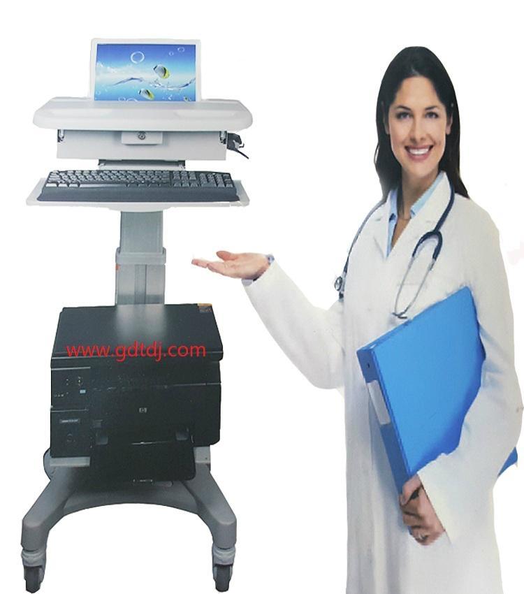 医疗移动工作台 移动操作台  医疗工作站 1
