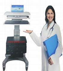 医疗移动工作台 移动操作台  医疗工作站