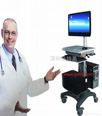 LCD Medical cart   TV Medical cart  LCD TV  stands