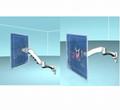 萬向旋轉顯示器壁挂架 昇降調節電腦挂架WMA-600A 5