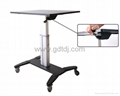 Notebook lift table  Lift the desk  Mobile Sit And Stand Desk 6
