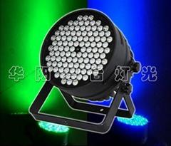 Double LED light scanner