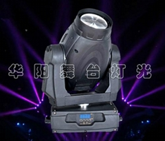Small LED moving head