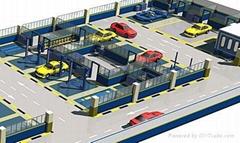 Car Workshop Repair Shop Design
