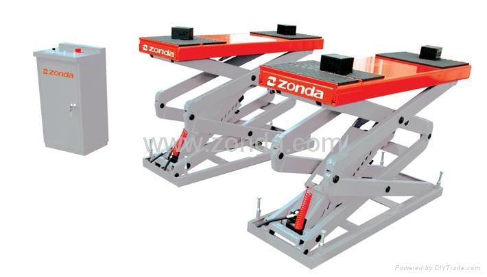 Scissor Car Lift 1