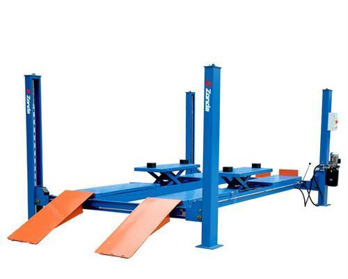 Hydraulic Wheel Alignment Car Lift 2