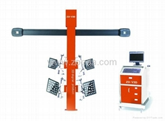 3D Wheel Aligner wheel alignment system