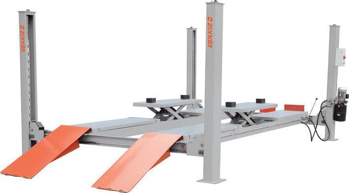 Hydraulic Lift Functions : Hydraulic wheel alignment car lift zy qjy fa zonda