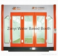 Spray Booth Painting Booth Oven Booth