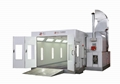 CE Spray Booth Painting Booth Oven Booth