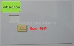 空白Nano卡