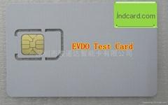 CDMA2000测试卡
