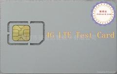 FDD-LTE测试卡