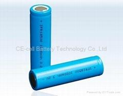 磷酸铁锂电池 18500E