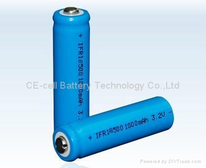 磷酸铁锂电池 18500J 1