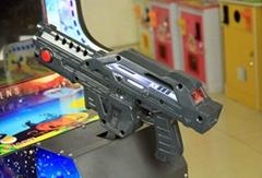 儿童枪机射击游戏机