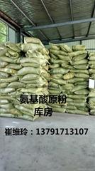 濟寧氨基酸原粉生產批發價格
