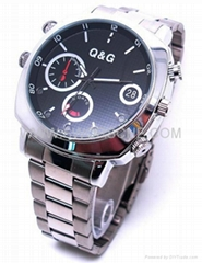 Motion Detection IR Nightvision Watch