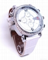 Women Watch Camera with H264 Video Compression