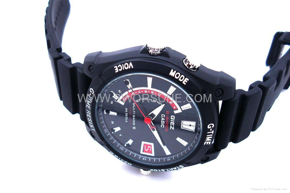 waterproof watch dv
