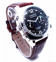 8GB HD720P Waterproof  Watch Camera with