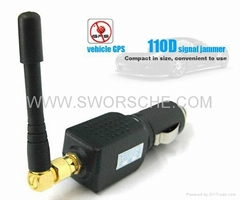 Car Lighter GPS Signal Blocker Blocking GPS Signals within a Radius of 20Meters