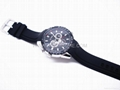 Leather Band Watch Camera with HD Photo Resolution 4032x3024 Fashion Watch