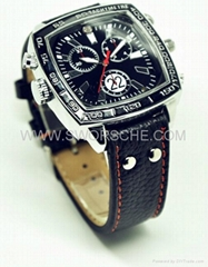 32GB Mini Watch DV with Full HD1920x1080P and Infrared Induction Recording
