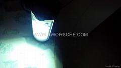 High Brightness LED Lamp Camera HD1080P High Resolution Home Security DVR Camera