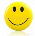 smiley face hiddem camera