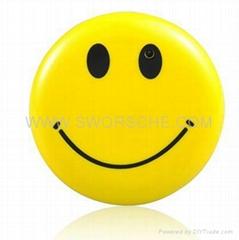 Smiling Face Hidden Camera for Car Recording and Hidden Surveillance