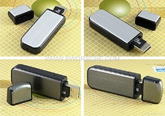 USB Flash Disk Spy Hidden Camera with Nightvision and Separate Audio Recording
