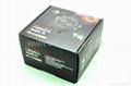 H264 HD720P Spy Watch Camera with G Sensor Auto Recording Lashing Saving Files