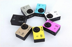 SJ4000 Action Camera Diving 30M Waterproof Camera 1080P Full HD Helmet Camera