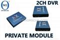 SD Card Mini DVR with IR Remote Control