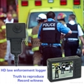 Full HD Police Button Camera