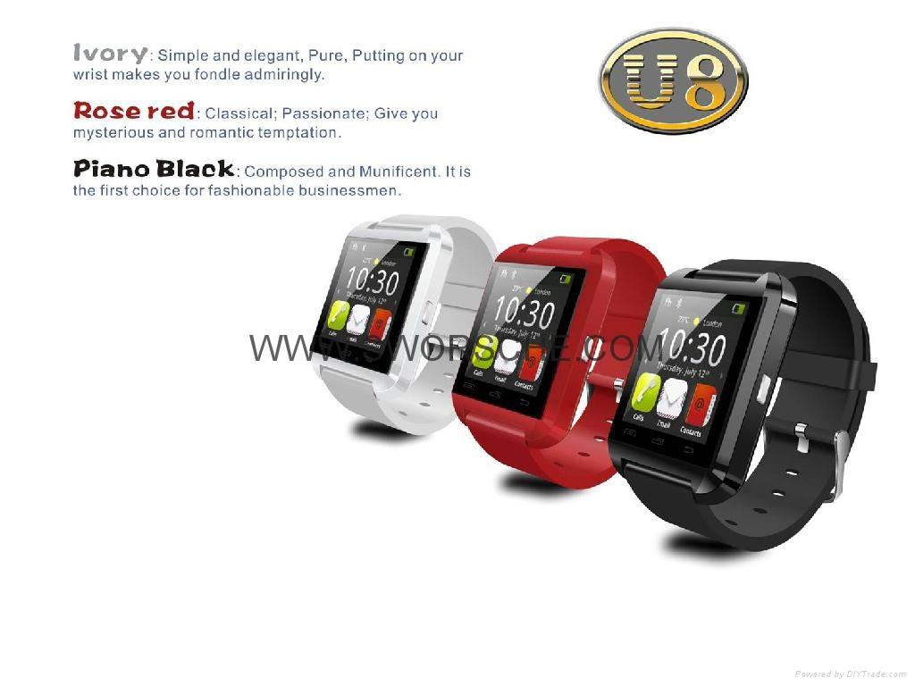 u8 smart bracelet