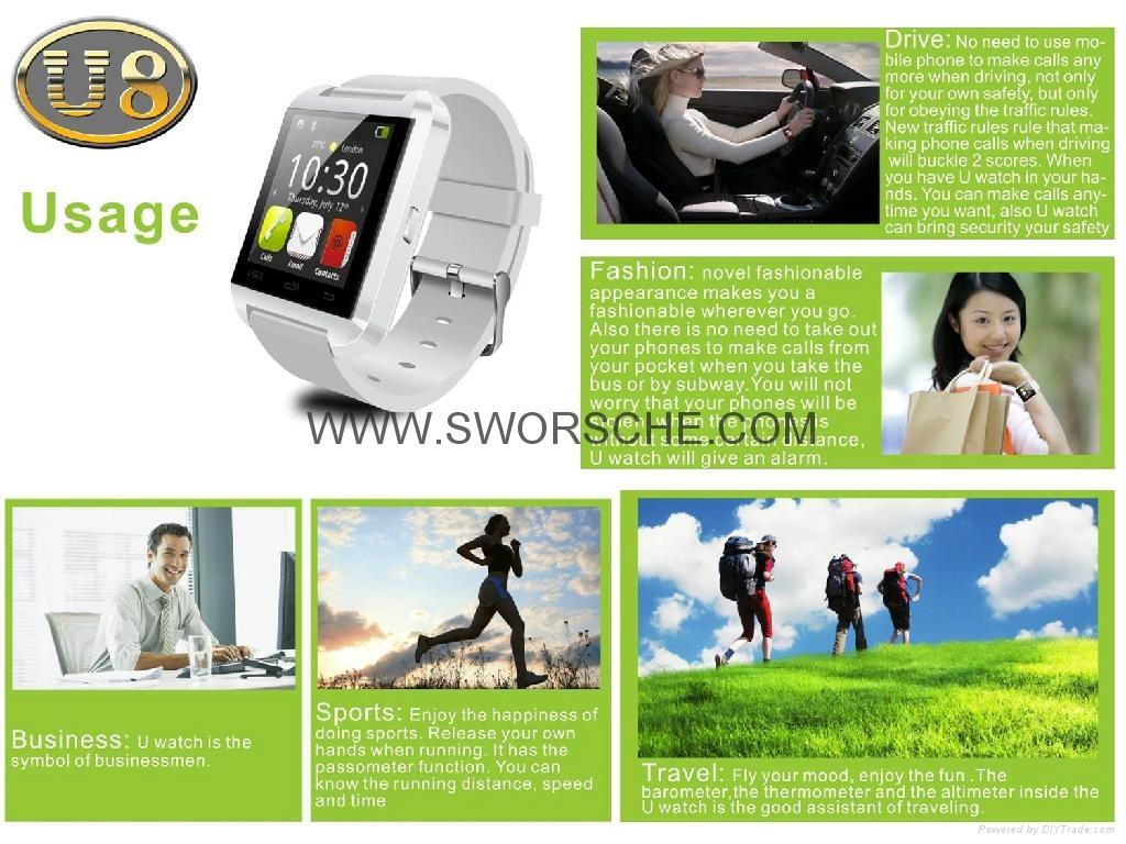 smart bluetooth watch