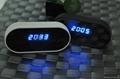 Home Security HD1080P WIFI Clock Camera