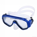 High Quality Diving Mask Swimming Goggles for GOPRO Sports Camera Detachable
