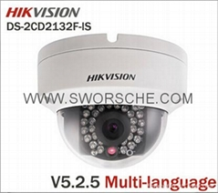 Brand New HIKVISION IP Dome Camera with Alarm and Audio 1080P POE IP CCTV Camera