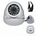24 LED IR Color CMOS Loop Recording CCTV