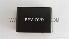 Promotional Micro 1CH SD Card DVR HD FPV DVR with Max 32GB Support CCTV ANALOG